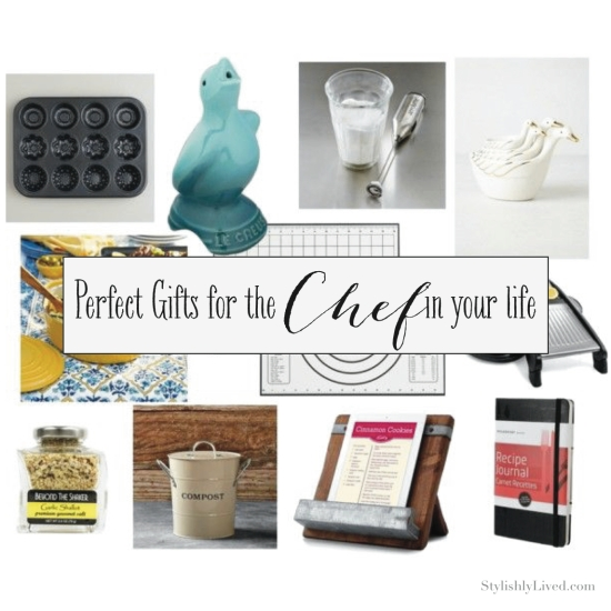 Gifts for Chefs - gift guide 2013
