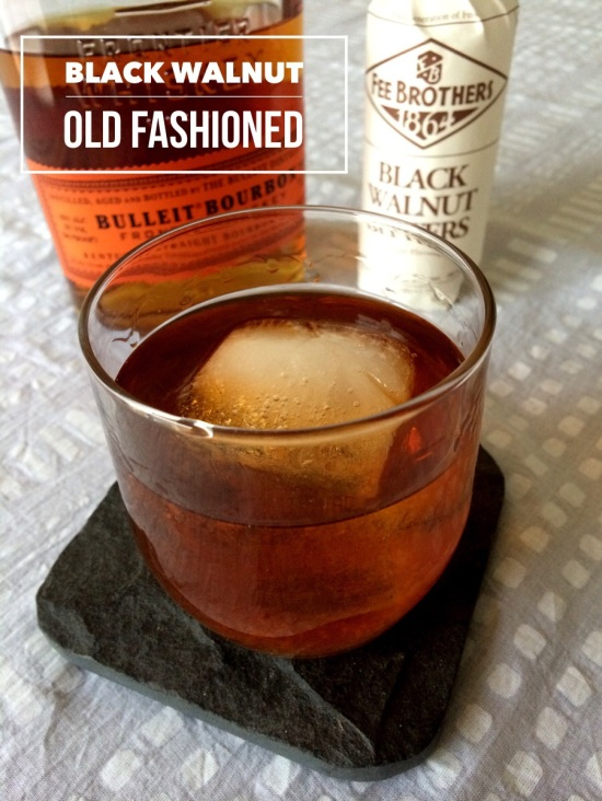 Black Walnut Old Fashioned | StylishlyLived.com