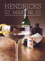Mad Med Cocktail Hour: The Hendrick's Martini