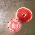 Light and refreshing Grapefruit Negroni