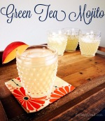 Last-minute Pitcher Cocktail: Green Tea Mojitos